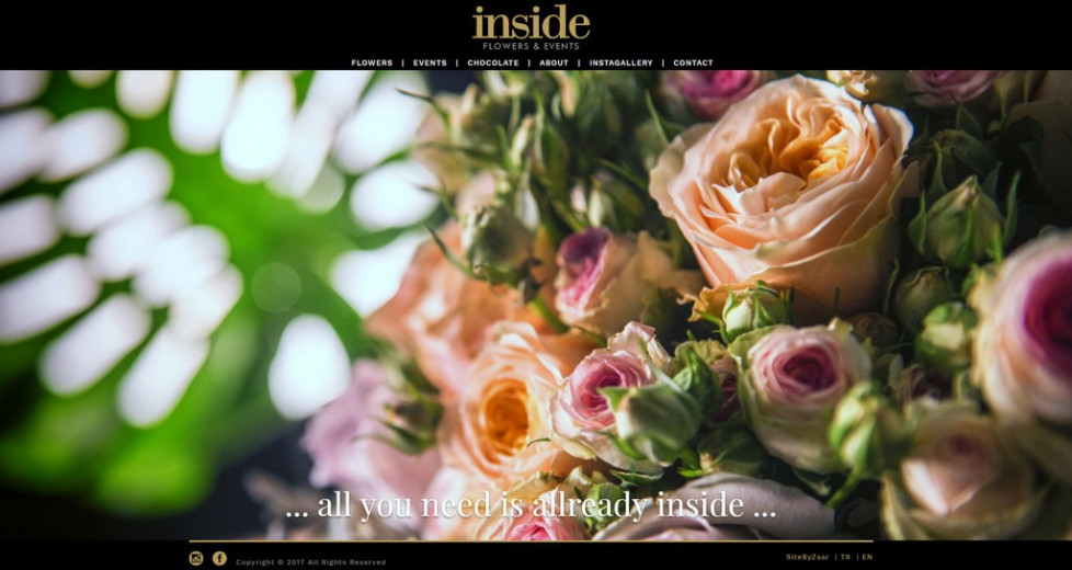 INSIDE FLOWERS AND EVENTS